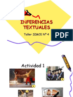 Taller 4 Inferencias