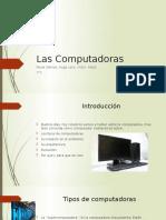 Las Computadoras