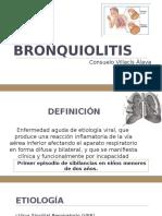 Bronquilitis y Laringotraqueitis