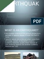 Earthquakes 2.0