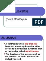 1. Lecture 10 (a) - Al IJARAH.ppt