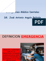 1. Emergencias