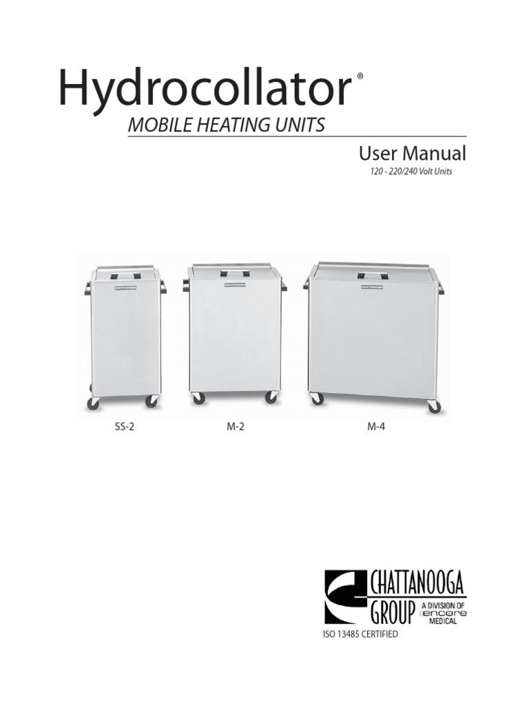 hidrocollator m4 user manual thermostat switch Freezer Wiring Diagram
