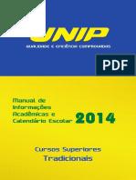 UNIP - 2014 Manual