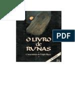 Livro Runas Ralph Blum O Livro de Runas