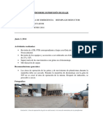 Informe Supervision Izaje 3,4,5 Junio