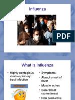 Influenza Ppt