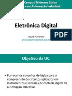 Sistemas Numéricos, Funções e Circuitos Lógicos (1)