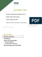 Safety Observation Tour - Mantenimiento Horno 2 22022014.pdf