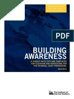 Building Awareness Toolkit