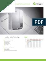 Growatt-UE-10000-20000-Datasheet-EN-201403