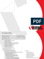 Company Profile Renewal ProAudio