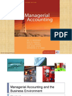 GNBCY Chap01 Managerial Accounting and the Business Environment With Cover Page