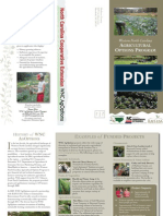WNC Agricultural Options brochure