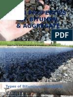 Main Properties of Bitumen