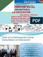 Participacion Social Presentacion - Copia
