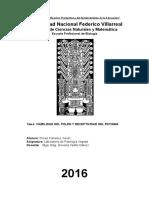 Informe de Viabilidad Del Polen y Receptividad Del Estigam