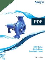 SNSP End Suction Pump-2