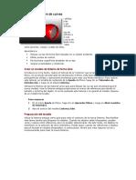 Manual Linterna