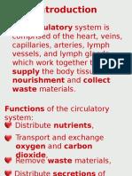 Circulatory System -1