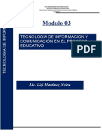 Modulo Tics 3