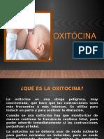Oxitócina