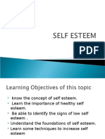 Self esteem.ppt