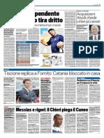 TuttoSport 29-09-2016 - Calcio Lega Pro
