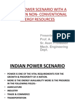 Indian Power Scenario-r21