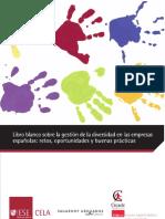 Libro Blanco Sobre La Gestión de La Diversidad
