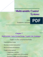 Multivariable Chapter7