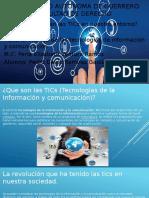 TICS (Tecnologías de la Información y Comunicación