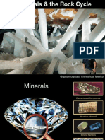 Lecture 3A - Minerals
