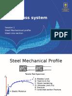 1. Steel Caracteristic Steel Truss