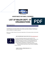 7_List of DON Major Organizations