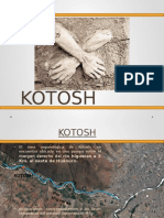 Kotosh - Forma y Estructura