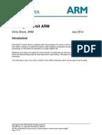 Porting to ARM 64-Bit