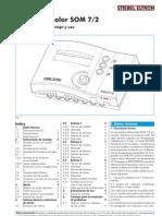 ReguladorInstalacionesSolaresSOM 7-2