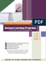Alhuda cibe - Distance learning profile - Pakistan
