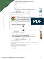 Como Desinstalar o Google Chrome Manualmente_completamente Do Windows