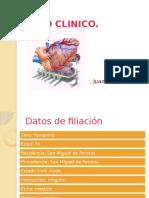 Caso Clinico insuficiencia cardiaca