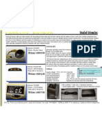 Automobile Parking Sensors