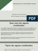 4.9 Aguas Residuales..