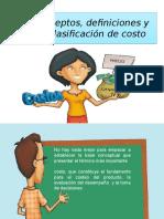 conceptosdefinicionesyclasificacindecosto-131128132255-phpapp02.odp