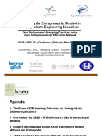 20131209 Creating en Entrepreneurial Mindset