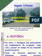 1. a Historia Da Drenagem