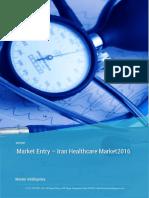 Market Entry Report Sample