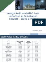Presentation on at&C Loss Reduction
