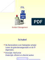Incidentmanagement 2012