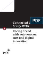 PWC Connected Car Study 2015